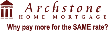 Archstone Home Mortgage, LLC Logo